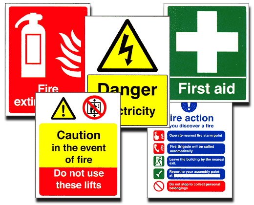 The Importance of Health and Safety Signs